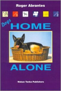 dogs home alone book