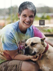 Women of Walton with Daisy